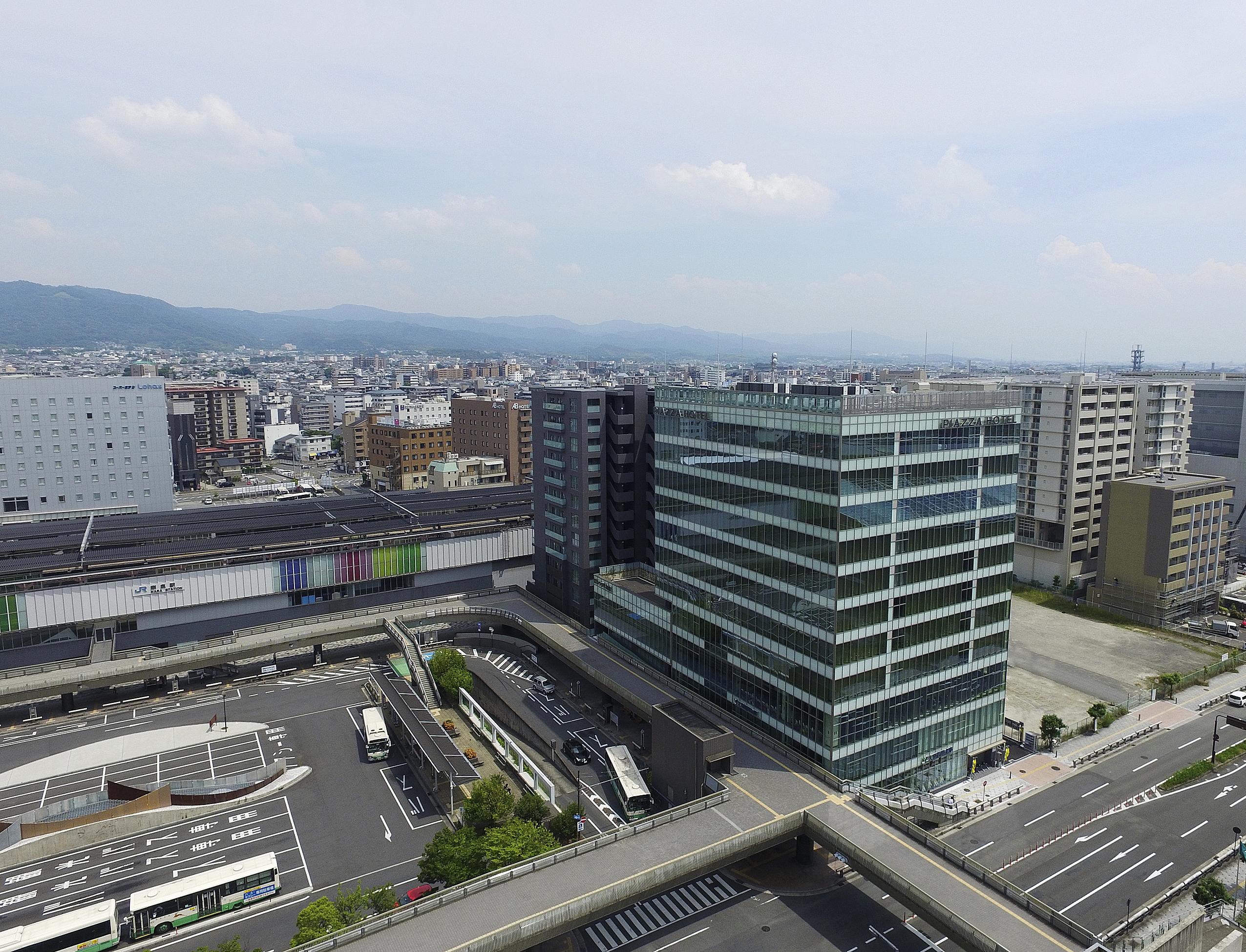 ピアッツァホテル奈良のブログが始まります。